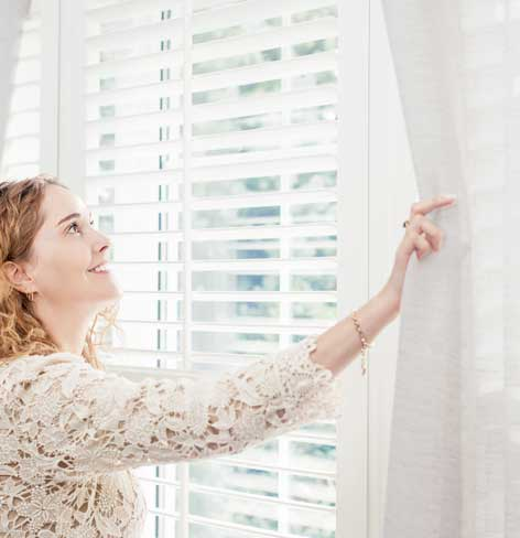 Give your windows a softer look